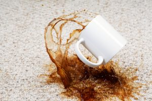 Coffee Stain Removal