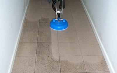 Tile Floor Cleaner, Cleans Tile For You
