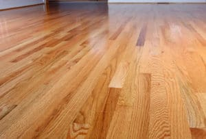 hardwood deep cleaning