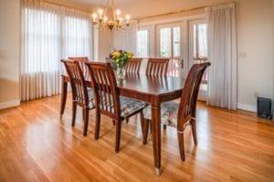 Removal of Wax Buildup on Hardwood Floors