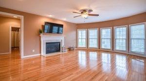 hardwood floor clean